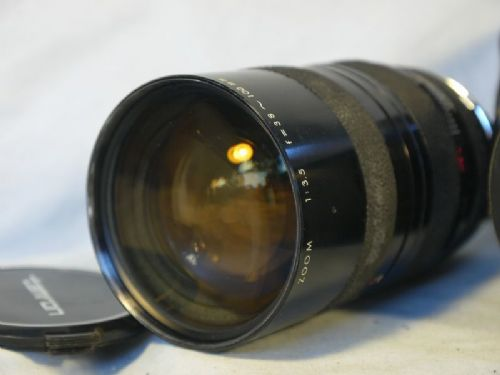 '   38-100MM Tamron -FAST GREAT BOKEH- ' Tamron AD2 38-100MM Lens C/W Minolta MD Mount £34.99